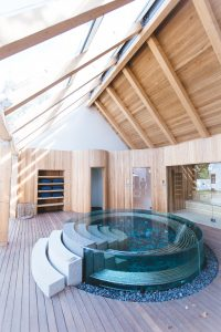 hot tub electrical installation by expert electrician